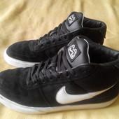 Кеды Nike 6.0 замшевые(оригинал)р.42