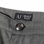 Armani Jeans. Укороченные брюки из полиэфирного волокна! Размер большой.