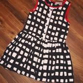Новое платье Next на 3-4 года.
