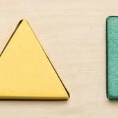 Дидактическая рамка-вкладыш на 5 фигур, Komarovtoys Артикул: А 326