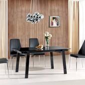 Стеклянный стол Benedikt