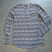 Блуза с орнаментом Only 40 р.
