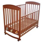 Кровать деревянная Панда Триумф