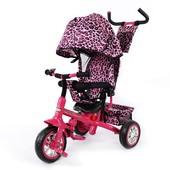 Велосипед трехколесный Tilly Zoo-Trike, 6 видов