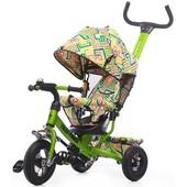 Велосипед трехколесный Tilly Trike с надувными колесами, 4 вида