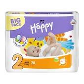 Подгузники Bella Happy Big pack есть все размеры