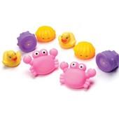 Іграшки — пирскавки Playgro (для дівчаток) від 3 міс.+