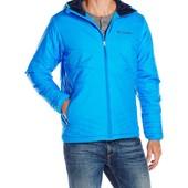 Распродажа Columbia 80гр Omni-Heat термо голубая  курточка ориг из сша