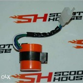 Реле поворотов 4T GY6 50-150 (3 провода)