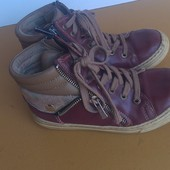 Деми кеды-ботинки