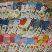 Детские носочки для девочек и мальчиков демисезонные все размеры