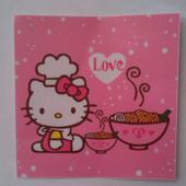 Наклейка на включатель Hello Kitty