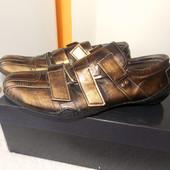 Итальянские кроссовки натуральная кожа ))