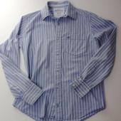 Aeropostale. Полосатая молодёжная рубашка. Размер: 38 / 10 / M