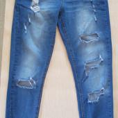 Рваные джинсы Denim Co - М, 12 р. (наш 46)