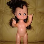 Кукла панк рок punk rock doll редкая коллекционная