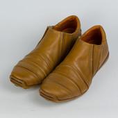 Кожаные туфли полуботинки Bullboxer Германия 40р.