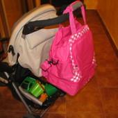 Сумка на коляску, сумка в роддом, сумка в поход, сумка в поликлинику, детская сумка