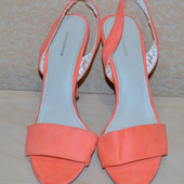 Яркие туфли-босоножки H&M. Стелька 25 см