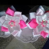 Резиночки - цветочки для любимой дочки