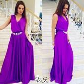 Платье супер красивое, 3 цвета