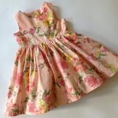красивенное платье Некст р.80