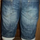 Фірмові .Оригінал бриджи-шорты бренд Tom Tailor.м .