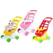 Орион пластиковая коляска для кукол