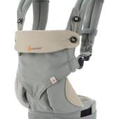 Эрго-рюкзак Four Position Ergobaby 360 baby carrier grey