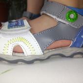 босоножки для мальчиков ортопедическая стелька кожа
