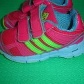 Яркие Adidas 23 р,14,5см