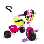 Велосипед трехколесный Be Move Minnie Smoby 444243