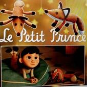 Мягкая игрушка Лис «Маленький принц», новый