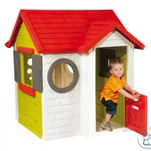Игровой домик Smoby My House Maxi Nature 810400