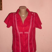 блуза,рубашка р-р 38 miss Etam