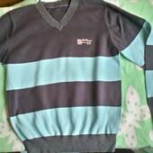 Тонкий свитер, джемпер  Next  для мальчика 12 лет ( рост 152) разм. 40