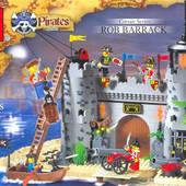 Конструктор Brick 310 Пиратский замок