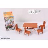 Наборы мебели Happy family для флоксовых животных