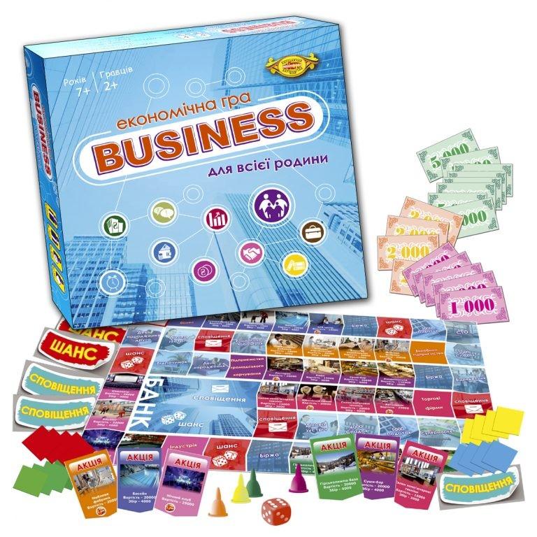 Бизнес. экономическая игра 7+ фото №1