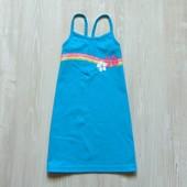 Яркое платье-майка для девочки. For girls. Размер не указан. Ориентировочно 3-5 лет