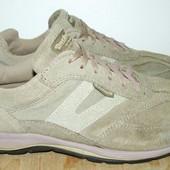 замшавые кроссы 26.5 см