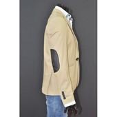 """(2с) Пиджак мужской """"Латки """"бежевый,размеры: S, м, L и хL."""