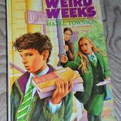 Книга на английском Two weird weeks