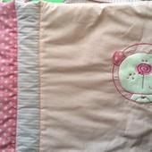 Защита на кроватку новорожденного. В хорошем состоянии.