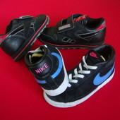 Кроссовки Nike High натур замша 27 размер