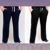 Новинка 2016! Спортивные брюки из хлопка. 2 цвета.