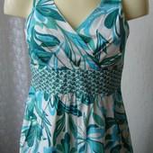Платье летнее модное сарафан Orsay р.44 №6551