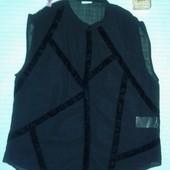 Красивая шифоновая блуза от Vila, p.L