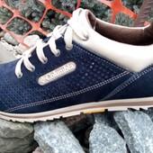 Туфли Clubshoes, р. 40-45, беж, синий, черный, джинс