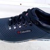 Туфли Columbia Сlimat Сontrol, р. 40-45, беж, синий, черный, джинс